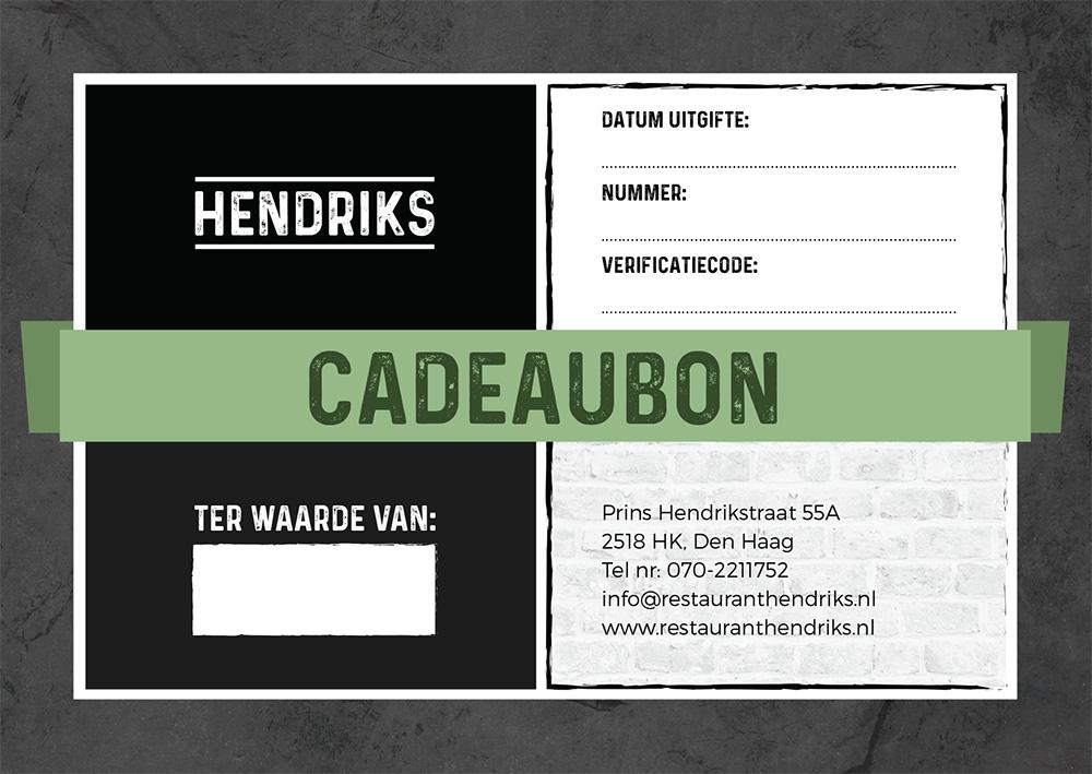 Kadobon-Restaurant-Hendriks-Grafisch-Interaction-Design-Koenkist.com