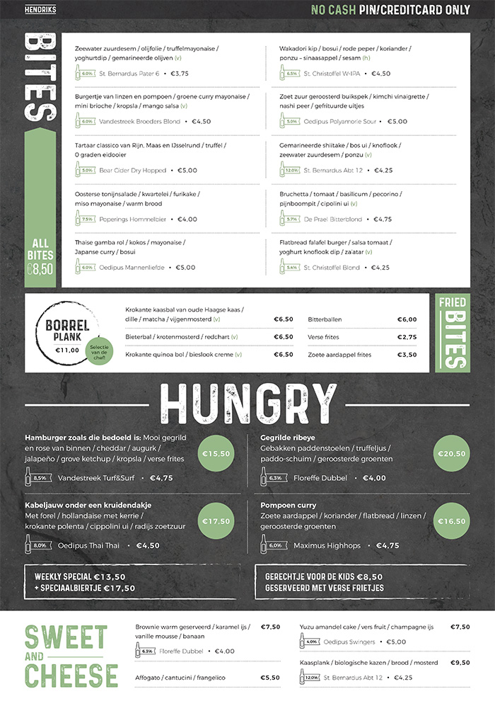 Restaurant-Hendriks-Menukaart-Food-Grafisch-Interaction-Design-Koenkist.com
